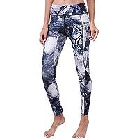 Yoga Pantalones Mujer Deportivas Trousers Boho Festival Hippy Leggins Polainas para Mujer EláSticos Pilates Fitness De