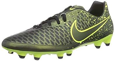 Nike Men's Magista Onda Fg Dark Citron/Drk Citron/Blk/Vlt Soccer Cleat 8. 5 Men US
