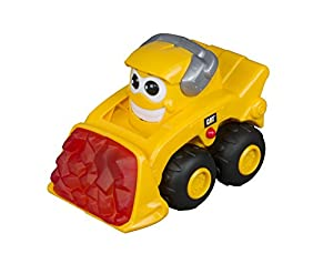 Toy State 80412 vehículo de Juguete - Vehículos de Juguete (Negro, Amarillo, Tractor)