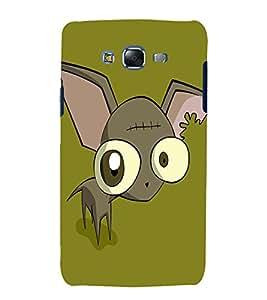 printtech Cool Dog Back Case Cover for Samsung Galaxy J1::Samsung Galaxy J1 J100F