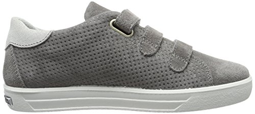 Ricosta Ashley, Sneakers basses fille Grau (Graphit)