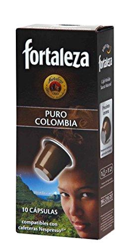 Café Fortaleza - Cápsulas Colombia 10 Unid