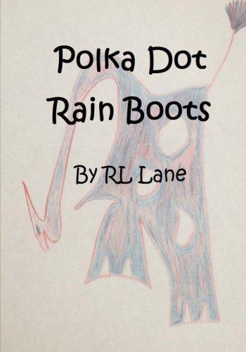 Polka Dot Rain Boots Love Rain Boot