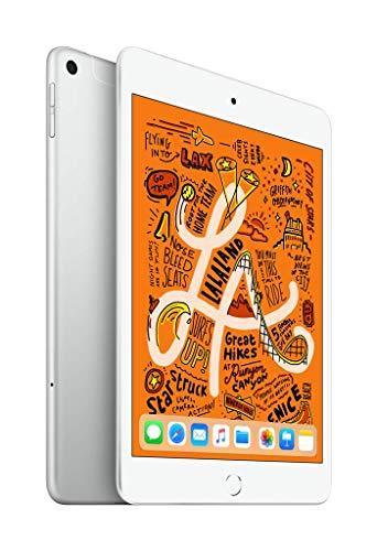 Apple iPad mini (Wi-Fi + Cellular, 64GB) - Silber (64gb Wifi Mini Ipad)