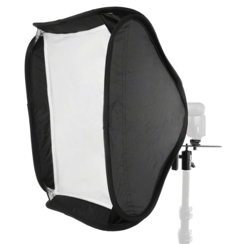 Walimex Pro Magic Softbox für Kompaktblitze (60x60 cm)