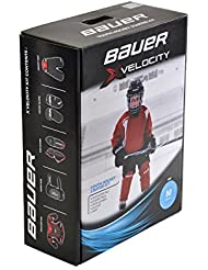 Bauer Vapor X: Velocity Youth Starter Kit, color , tamaño mediano