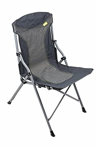 Kampa Bistro Easy Foldaway Camping Dining Chair by Kampa