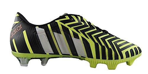 Adidas Predator Instinct Firm Ground, Chaussures de Football Homme Noir