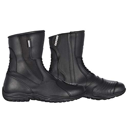 Oxford Stiefel Hunter Unisex SCHWARZ 43 -