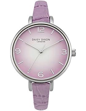 Daisy Dixon Damen-Armbanduhr Millie Flieder DD041V