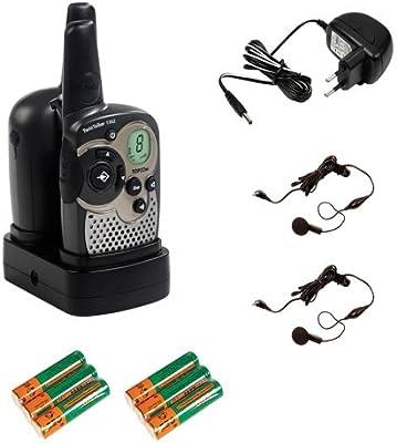 Topcom Twintalker 1302 DCP Duo Combi Pack - Walkie-talkie