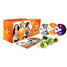 Zumba Fitness Gold Live It Up DVD Set for the Baby Boomer Generation by Zumba Fitness
