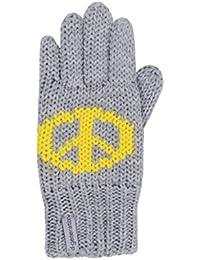 Döll Mädchen Handschuhe Fingerhandschuhe Strick
