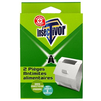 insectivor Traps x2 nahrung Anti-milben