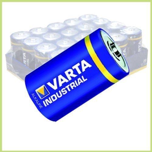 Varta Mono 4020 Industrial in 20er-Folie