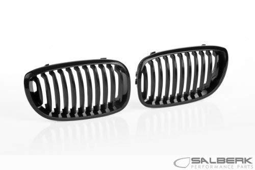 salberk Performance 4604 - Schwarze Nieren glänzend - Cabrio Schwarz Rahmen
