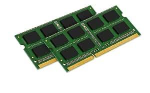 Kingston KTA-MB1066K2 Arbeitsspeicher 8GB (1066MHz, 204-polig SO-DIMM, 2x 4GB) DDR3 Kit für Apple Notebook (für iMac Geräte ab 2009 )