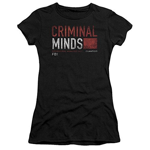 criminal-minds-tv-show-cbs-title-card-juniors-sheer-t-shirt-tee-by-criminal-minds