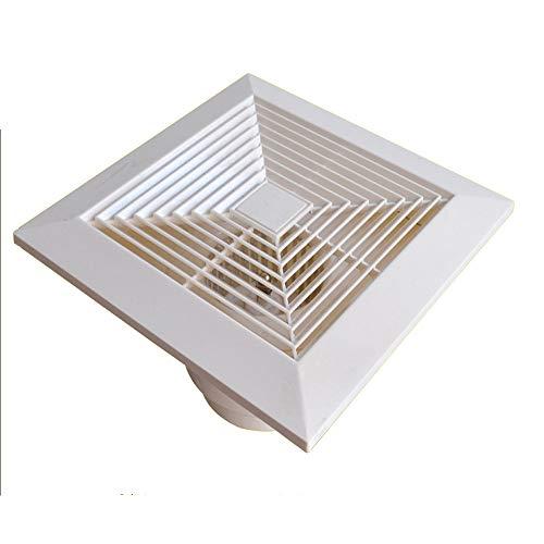 Ventiladores para pared empotrable,Extractor de techo integrado,Ventilador de techo extractor,Adecuado para hogar,...