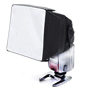 Godox Softbox Diffuseur de Flash Bounce 10 x 10 cm-Pour appareil photo et Flash Speedlite Godox SB1010