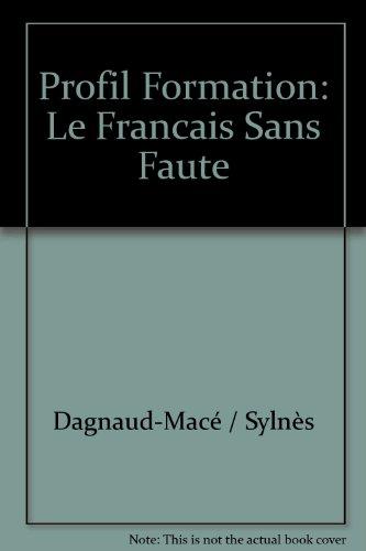 Le Francais Sans Faute