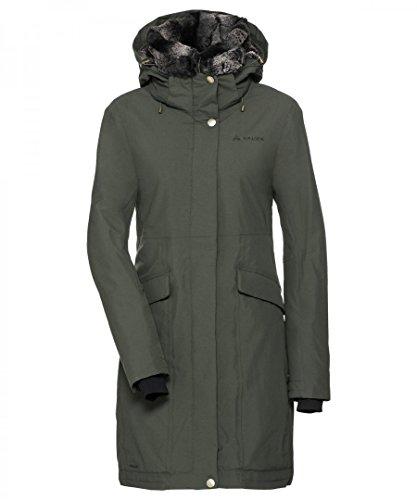 VAUDE Damen Jacke Zanskar Coat Olive 2017