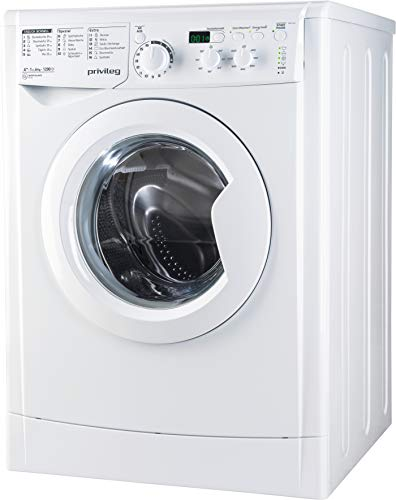 Privileg PWF M 622 Waschmaschine Frontlader / A++ / 1151 UpM / 6 kg / Startzeitvorwahl/Kurzprogramme/Daunen/Wolle