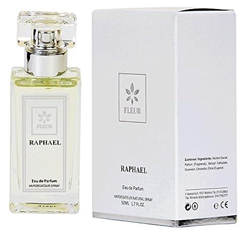 Raphael - Eau de Parfum für Herren / pour homme / Vaporisateur Natural Spray, 1er Pack (1x50ml)