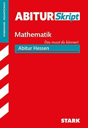 STARK AbiturSkript - Mathematik - Hessen