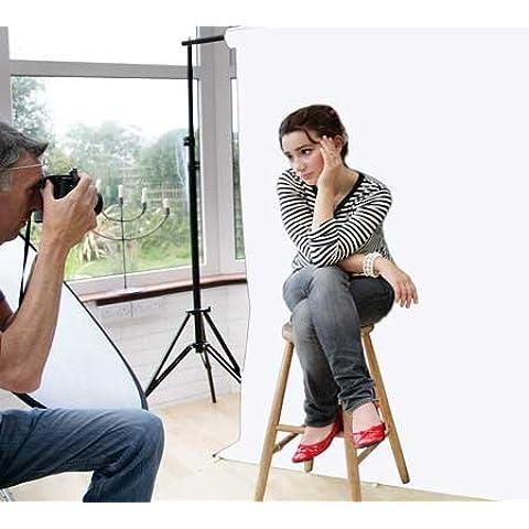 Sfondo fotografia Studio Kit per ottenere una
