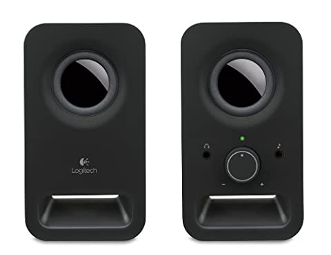 Logitech Z150 Speaker - Midnight Black