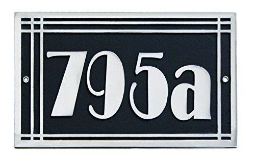 placa-de-direccion-de-domicilio-estilo-art-deco-aluminio-fundido-con-numeros-en-3d