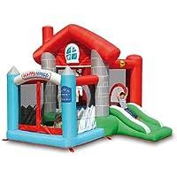 PL Ociotrends - Castillo hinchable Happy House