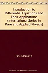 An Introduction To Differential Equations and Its Applications by Stanley J. Farlow (1994-01-01)