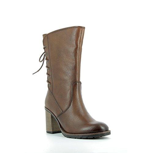 MARCO TOZZI Macro Tozzi Womens Boot Cognac Brown