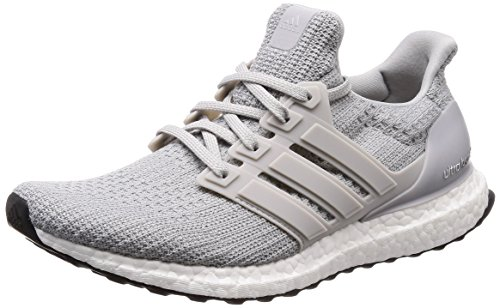 adidas Herren Ultraboost Traillaufschuhe, Grau (Grey F17/Grey Two F17/Core Black), 43 1/3 EU