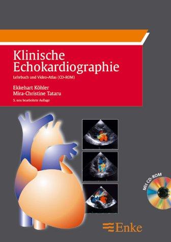 Klinische Echokardiographie. par Mira-Christine Tataru