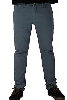 Kayden K Skinny Leg Twill Jeans Stone