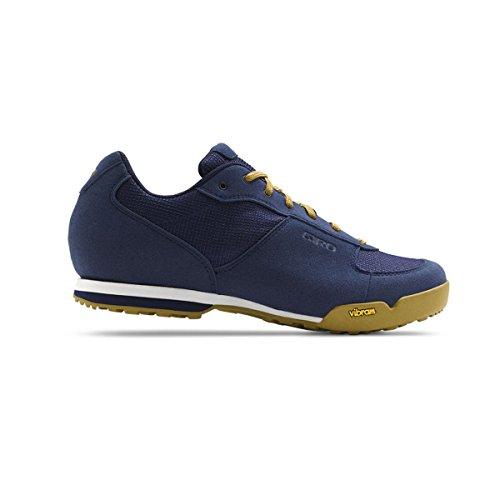 Giro Rumble-VR Chaussures de cyclisme VTT SPD, robe/bleu/Gum dress blue/gum