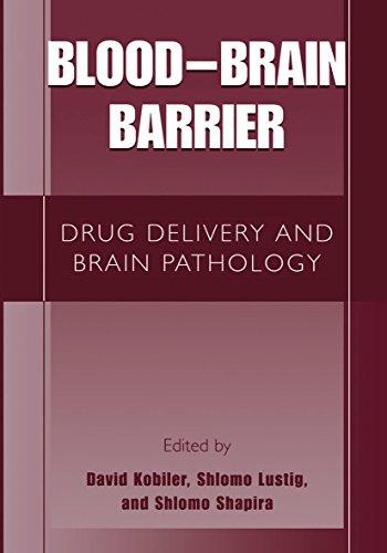 Blood-brain Barrier: Drug Delivery And Brain Pathology por David Kobiler epub