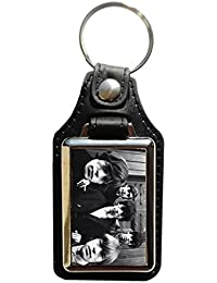 Schlüsselanhänger Kunstleder Rolling Stones 3