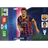 Champions League Adrenalyn XL 2013/2014 Lionel Messi 13/14 Top Master