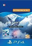 ACE COMBAT 7: SKIES UNKNOWN Season Pass [PS4 Download Code - Compte français]