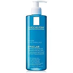 La Roche-Posay, gel limpiadora facial, 400 ml