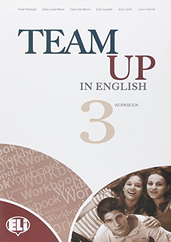 Team up in english. Workbook-Reader. Con espansione online. Con CD Audio. Per la Scuola media: 3