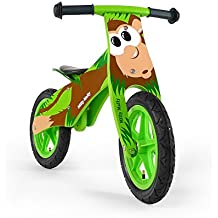 Milly Mally 0912 - Kinderlaufrad 12-Zoll-Räder, affe