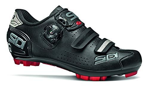 Sidi Damen Trace 2 MTB Schuhe, Schwarz (schwarz/schwarz), 40 EU