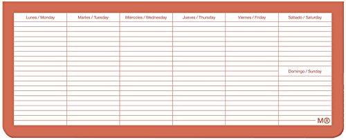 candy-colours-7391-planning-settimanale-motivo-tangerine
