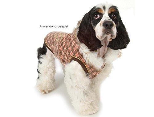 Artikelbild: Hunde Schottenjacke S Weste Jacke Dog Hundekleidung NEU