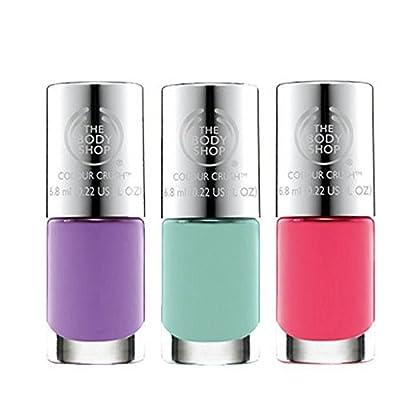 The Body Shop Colour CrushTM Nail Colours 420 A Grape Affair - 6.8ml